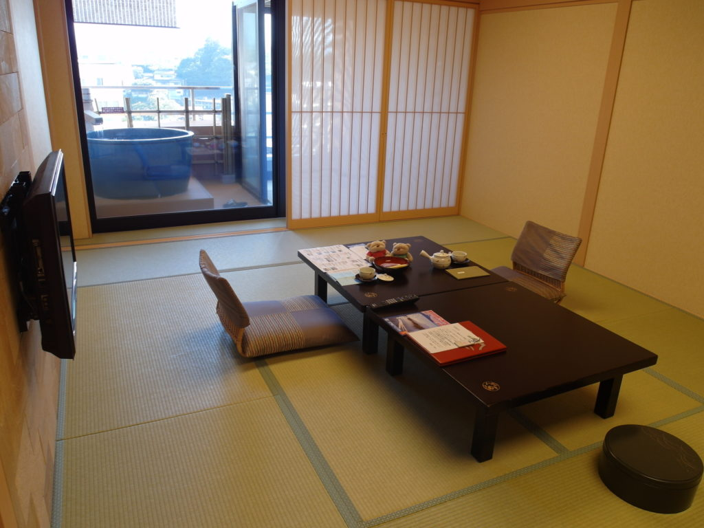 Konansou Mount Fuji Hotel Deluxe Mountain view Japanese Style Room with Open-Air Bath