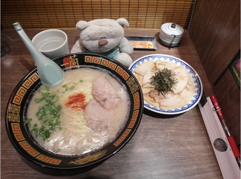 Untitled7 12 Days of Japan Travels: Ichiran Ramen & Kamiya Pub Reviews Day 10!