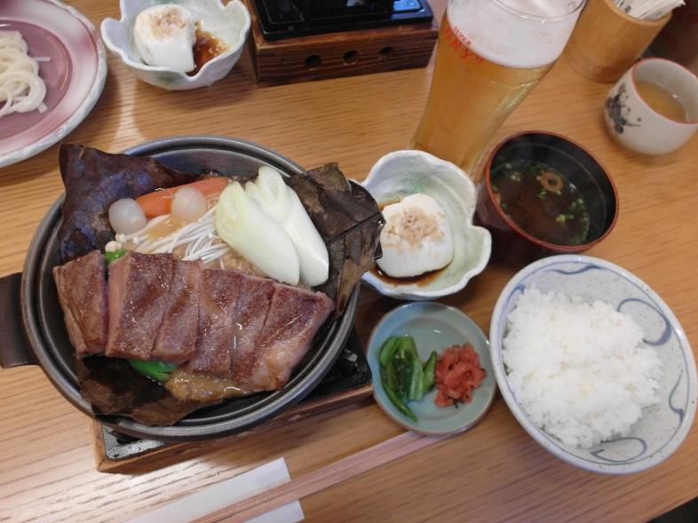 Untitled99 12 Days of Japan Travels: Takayama Hidagyu (Hida Beef) and Bus Ride to Nagoya Day 7!