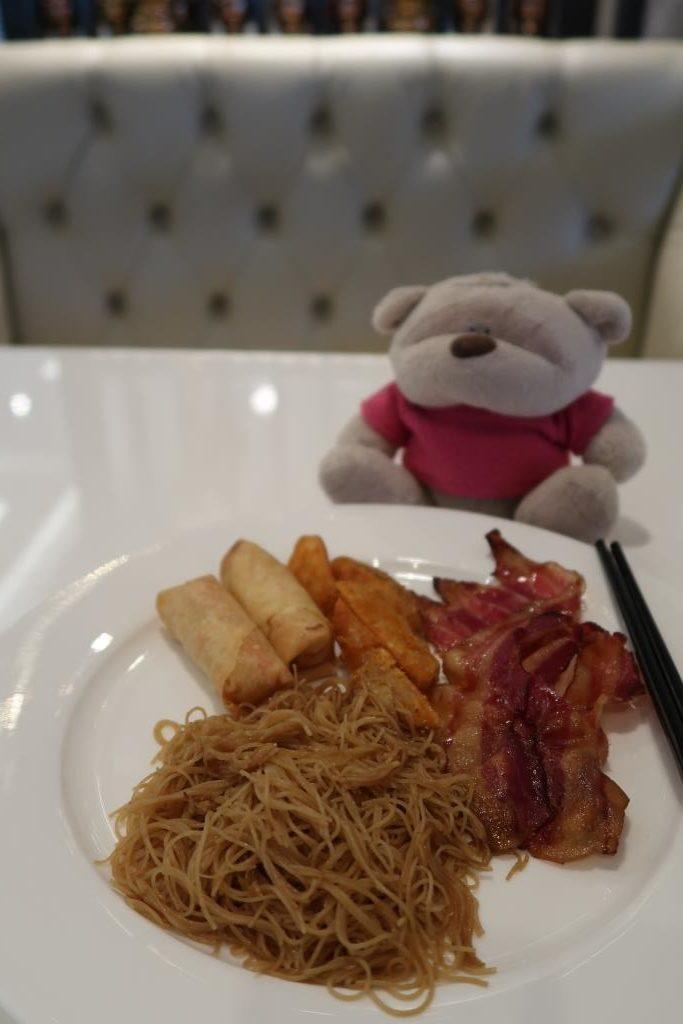 Bee Hoon at Mercure Singapore Bugis Breakfast