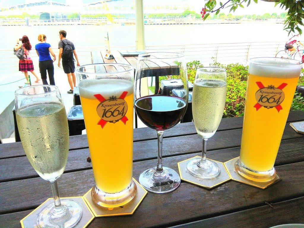 IMG 20180527 144701 1024x768 The Pelican Sunday Champagne Brunch Review: All You Can Drink & Eat by the Marina Bay!